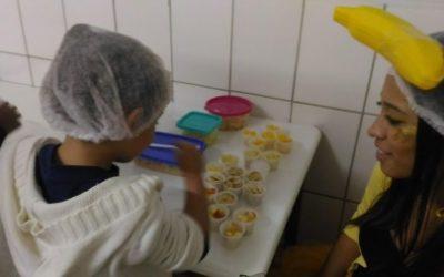 Educação Alimentar e Nutricional com a Universidade Católica – UCB!