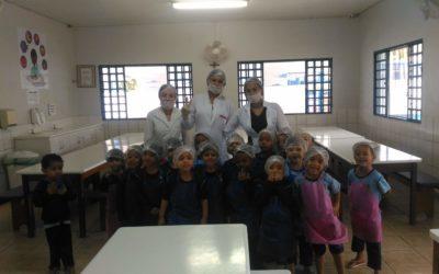 Ações em Educação Nutricional!