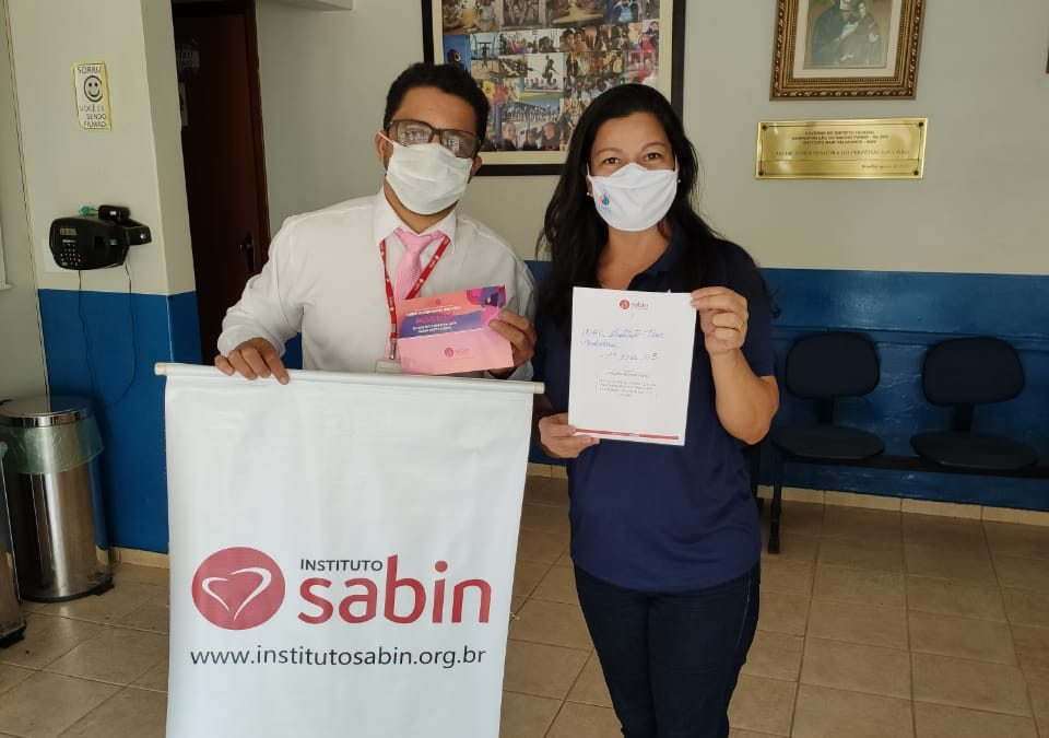 Campanha de Prevenção Contra o Câncer de Mama!