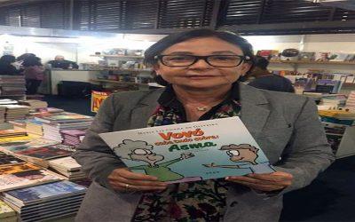 Doação de Livros da Escritora: Maria Liz da Cunha Oliveira!