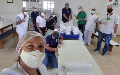 Doação Mesa Brasil SESC!
